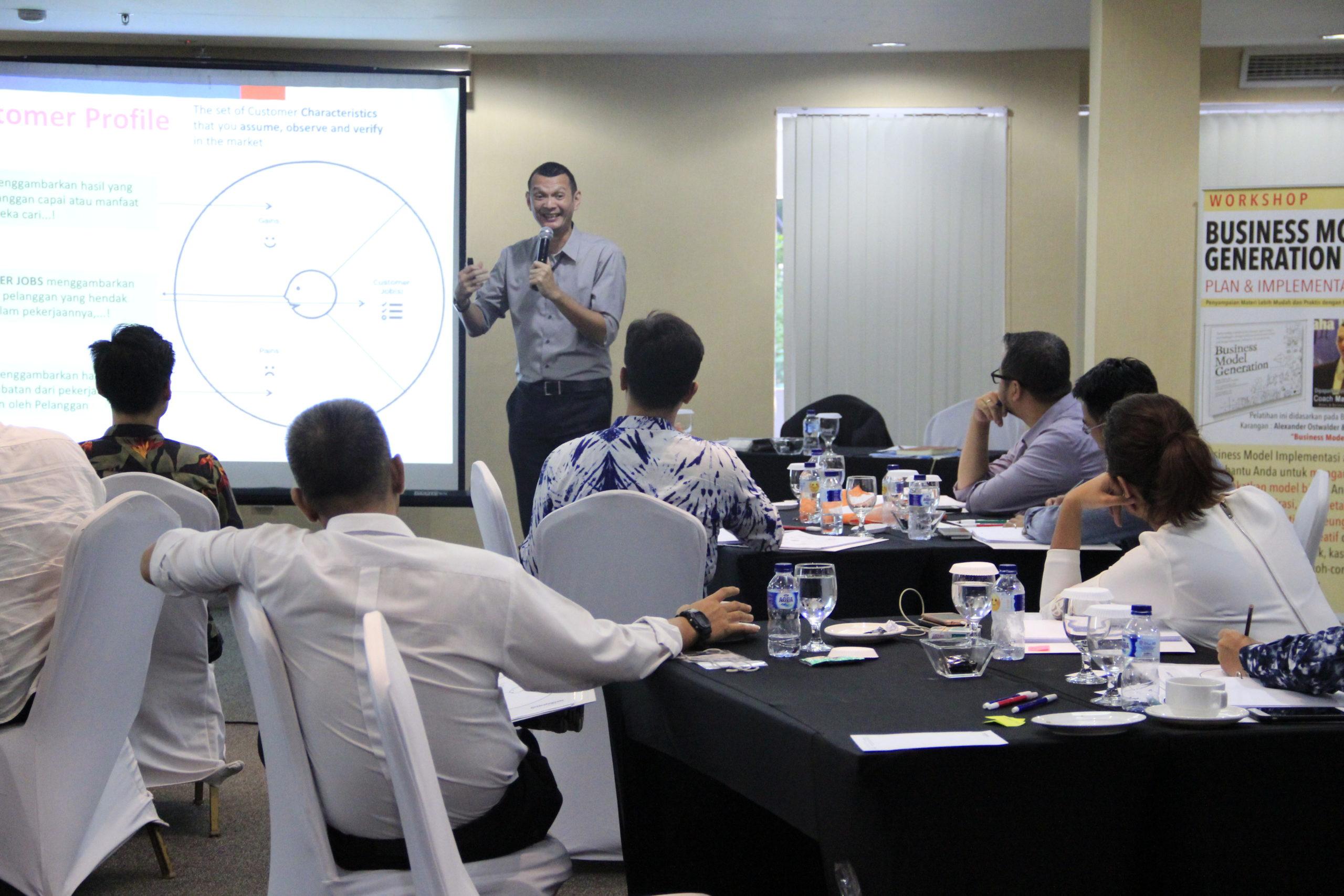 Masterclass Business Model #2