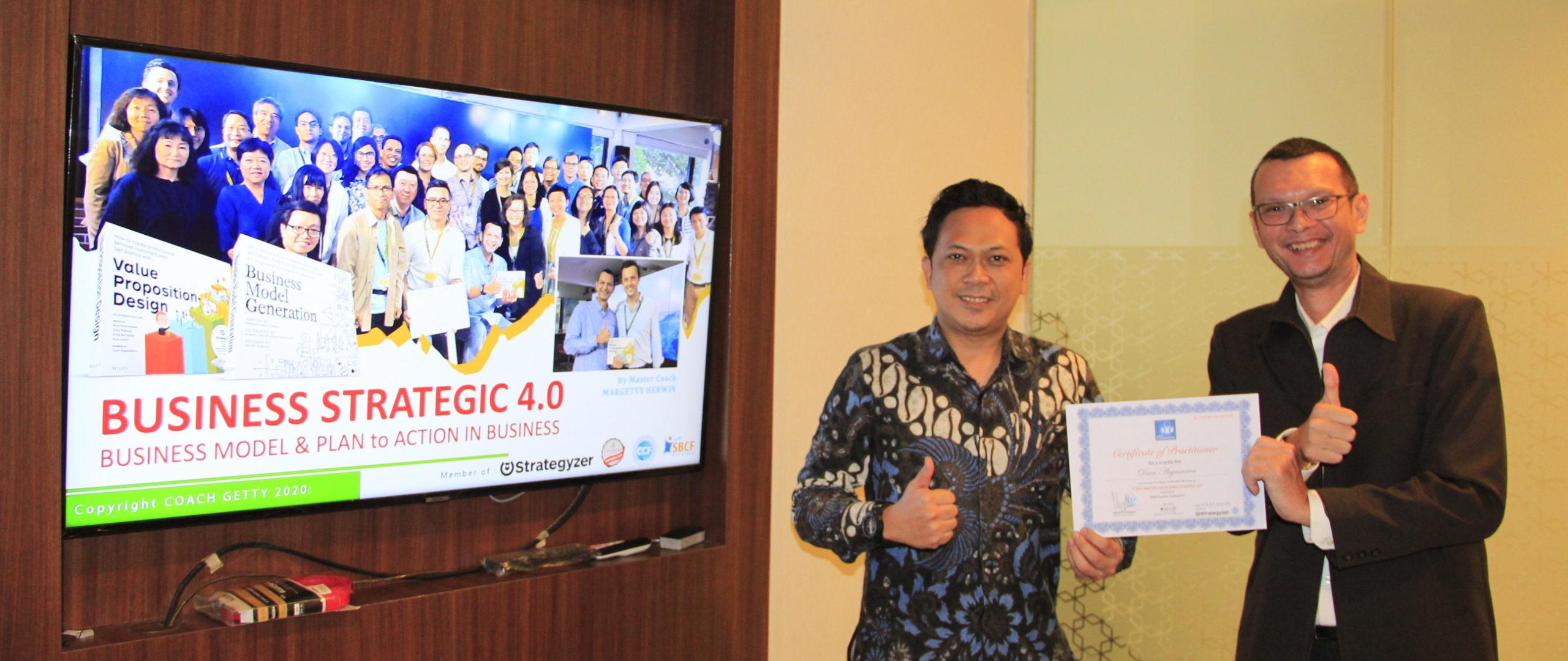 Masterclass Business Strategic 4.0 2020